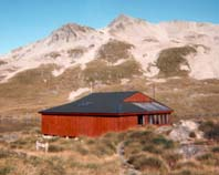 Angelus Hut/Nelson Lakes National Park