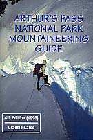 Arthur's Pass Narional Park Mountaineering Guide