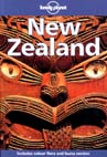 Lonely PLanet のガイドブック New Zealand