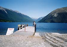 Lake Rotoiti / Nelson Lakes National Park